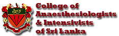 College Of Anaesthesiologists And Intensivists Logo